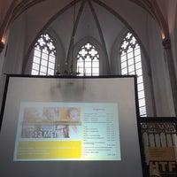 Photo taken at Jacobikerk by Jasmijn K. on 5/13/2017