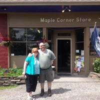 Photo taken at Maple Corner Store by Al W. on 8/6/2014