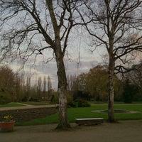 Photo taken at Rosengarten, Pinneberg by Evgeny D. on 5/1/2013