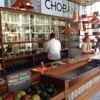 6/9/2013 tarihinde Paul R.ziyaretçi tarafından Chobani'de çekilen fotoğraf