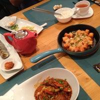 Снимок сделан в Babjib-K/ 밥집-K пользователем Алиса З. 12/1/2013