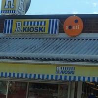 Photo taken at R-kioski by Juha R. on 5/8/2013