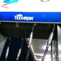 Photo taken at Chevron by Carlos M. on 3/24/2013