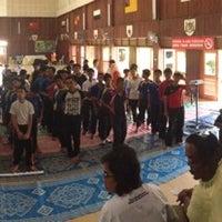 Photo taken at Dewan Dato Seth by Shaharul Y. on 3/17/2013