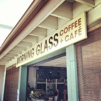 Morning Glass Coffee + Cafe