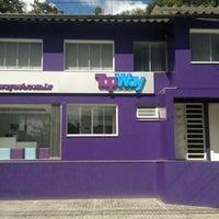 Photo taken at TopWay Escola de Inglês by Thiago O. on 5/20/2013
