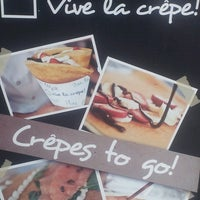 Photo taken at Vive La Crêpe by Shourouk G. on 3/29/2013