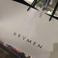 Photo taken at Beymen Club by (LL.M) Av. Derya D. on 3/13/2016