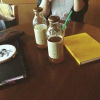 Photo taken at Starbucks by Marina M. on 9/18/2013
