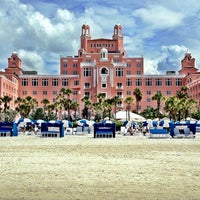 Photo taken at Loews Don CeSar Hotel by Jen J. on 9/16/2012