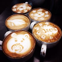 "Photo taken at Cafe ""LEONE"" by Ilya G. on 11/11/2014"