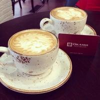 "Photo taken at Cafe ""LEONE"" by Ilya G. on 10/28/2014"