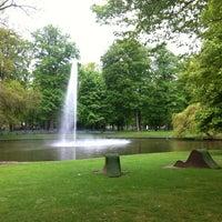 Photo taken at Park Valkenberg by Marc B. on 5/11/2013