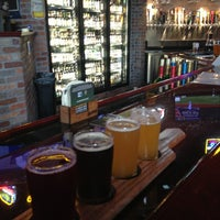 Photo taken at World of Beer by Hillary E. on 8/15/2013