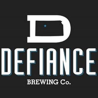 Photo taken at Defiance Brewing Co. by Deano on 12/28/2013