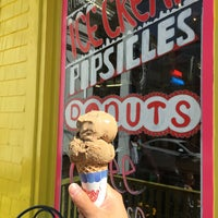 Photo taken at Happy Camper Donuts by Christina L. on 9/5/2015
