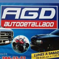 Photo taken at AGD Autodetallado by Adrian A. on 3/24/2013