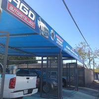 Photo taken at AGD Autodetallado by Adrian A. on 5/22/2014
