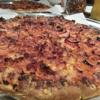 Photo taken at Town Spa Pizza by Eric L. on 10/21/2012