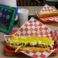Photo taken at DK Dogs by Michael S. on 11/14/2015