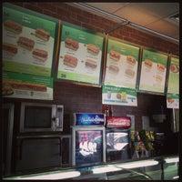 Photo taken at Subway by Timur T. on 3/7/2013
