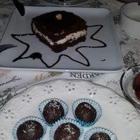 7/12/2014 tarihinde Dila ı.ziyaretçi tarafından Vanilla Patisserie&Cafe'de çekilen fotoğraf