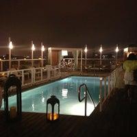 Photo taken at Kimpton Donovan Hotel by Gabrielle B. on 8/4/2013