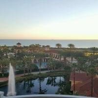 Photo taken at Hammock Beach Resort by Simon J. A. on 2/1/2017
