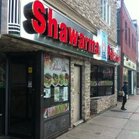 Photo taken at Shawarma Palace by Alexandru A. on 8/14/2013