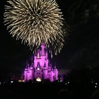 Photo taken at Wishes Nighttime Spectacular by Chris K. on 3/16/2013