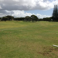 Photo taken at Navy Marine Golf Course by Chris K. on 3/9/2013