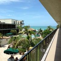 Photo taken at Limetree Beach Resort by Matthew G. on 6/14/2013