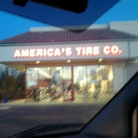 Photo taken at America's Tire Store by Dejavu S. on 3/10/2013