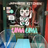Photo taken at Uma Uma Japanese Kitchen by Paulo O. on 5/18/2013
