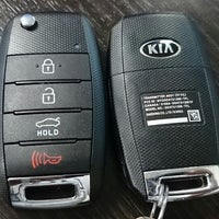 Photo taken at Kia of Irvine by Mohammad Q. on 7/21/2014
