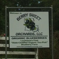 Photo taken at Berry Sweet Orchards, LLC by Nubian G. on 6/4/2016