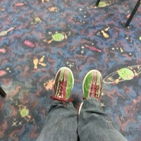 Photo taken at Merle Hay Lanes by Whitney O. on 2/23/2013