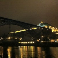 Photo taken at Ponte Dom Luís I by Andrea G. on 7/16/2013