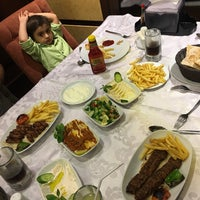 Photo taken at Abu Zaid Restaurant by !pek P. on 12/31/2016