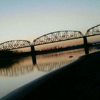 Photo taken at Missouri River by Libby S. on 6/3/2013