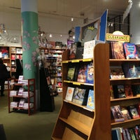 Photo taken at Books of Wonder by Danielle P. on 3/2/2013