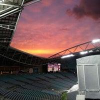 Photo taken at ANZ Stadium by L C. on 2/22/2013