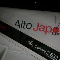 7/7/2013 tarihinde Marcelo D.ziyaretçi tarafından Alto Japón'de çekilen fotoğraf