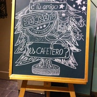Photo taken at The Coffee Road by Aileen D. on 12/9/2014