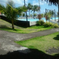 Photo taken at Villa Acosta Spring Resort by Ia A. on 2/16/2013