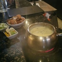 Photo taken at The Melting Pot by Nicole C. on 2/18/2016