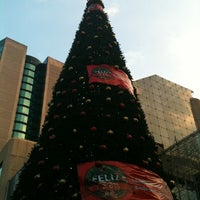 Photo taken at Lomas Plaza by Ivan S. on 12/19/2012