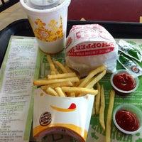 Photo taken at Burger King by Ivan S. on 8/14/2015