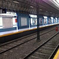 Photo taken at L1 Tren Ligero Estación Periférico Norte by Ivan S. on 3/21/2014