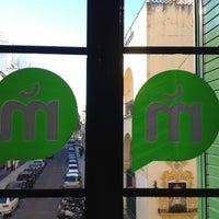 Photo taken at Menester Creativo - Agencia de Publicidad by Cri S. on 12/29/2014